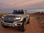 mercedes benz ener g-force concept