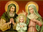Parents of the Virgin Mary