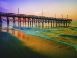 Myrtle Beach Pier, South Carolina