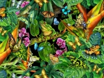 Tropical Plants& Animals