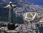 Christ The Redeemer In Rio