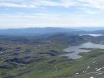 Gaustatoppen view