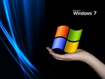 Windows 7 in your hand