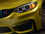 BMW M4 Ausint Yellow