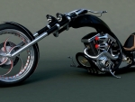 hot rod motorcycle