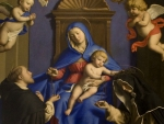 Our Lady and st. Dominic