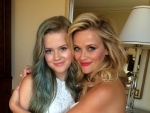 Reese Witherspoon & Daughter Ava Phillippe