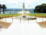 War Monument in Kings Park Western Australia