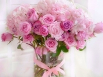 ✿⊱•╮Bouquet of Pink╭•⊰✿