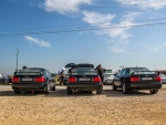 Three Audi 80 Competition