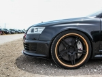 Audi RS6 with ADV1 wheels