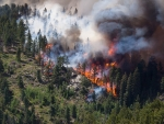 Boulder Canyon, Cold Springs Fire
