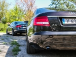 Audi A6 and A4