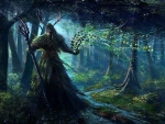 'Forest druid'.....