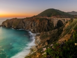 Bixby Bridge Big Sur Pacific