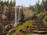 Vernal Falls Steps, Yosemite National Park