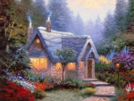 Cedar nook cottage