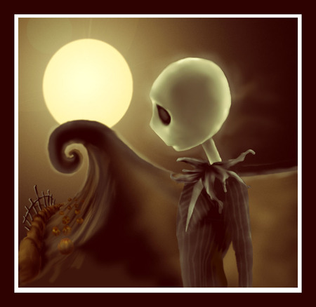 Poor Jack - nightmare before christmas, jack, skellington