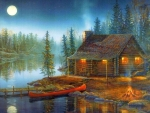 Cabin Holiday