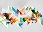 Abstract Geometric Shapes F