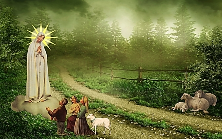 Our Lady of Fatima - C...