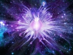 'Cosmic heart of the universe'....