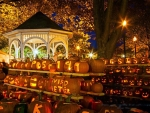 Pumpkin Glow, Keene, New Hampshire
