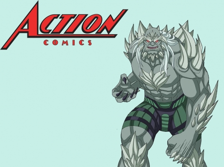 Doomsday - Superheroes, Comics, Villains, Doomsday, DC Comics