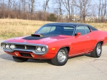 Check Out the 1972 Plymouth Road Runner GTX 440 6 Chrysler Swore Never Existed
