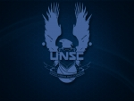 UNSC Wallpaper (Dark Logo)