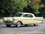 1957 Chevy Bel Air Covertible
