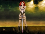 Rose McGowan - Red Sonja