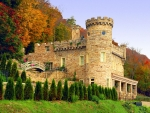 Berkeley Springs Castle, West Virginia