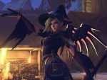 Witch Mercy (Brawl Screenshot)
