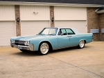 This 1962 Lincoln Continental Runs On Hemi Power
