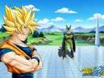 DBZ - Goku vs. Complete Cell