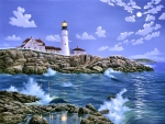 Portland Head Lighthouse f