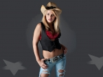 Cowgirl Paige..