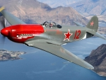 WW2 Russian YAK 3 Fighter