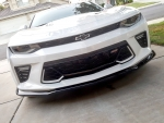 camaro front grill