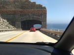 On the California Coastal Highway