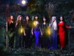 Gathering Witches