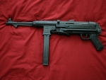 MP40 Machine Gun