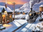 Winter Train F1C