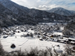 Shirakawa in Winter