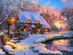Winter Cottages