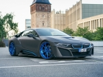 2016 BMW i8 German Special