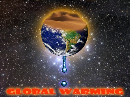 Global Warming - Collages & Abstract Background Wallpapers ...