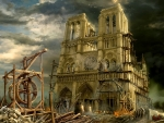 Construction of Notre Dame