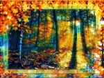 Autumn thru the Eyes of an Artist ♥